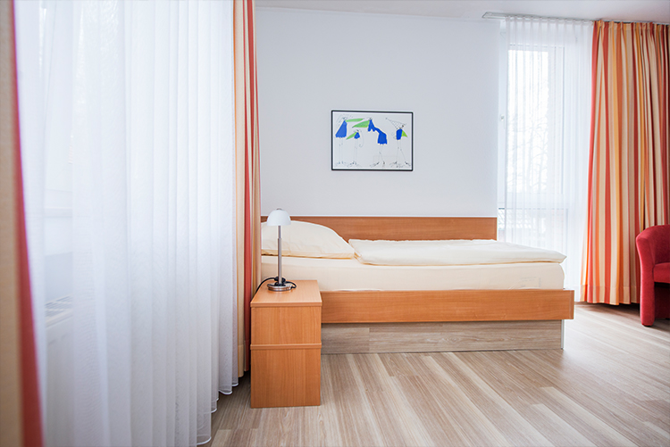 Rooms - Hotel Münnich
